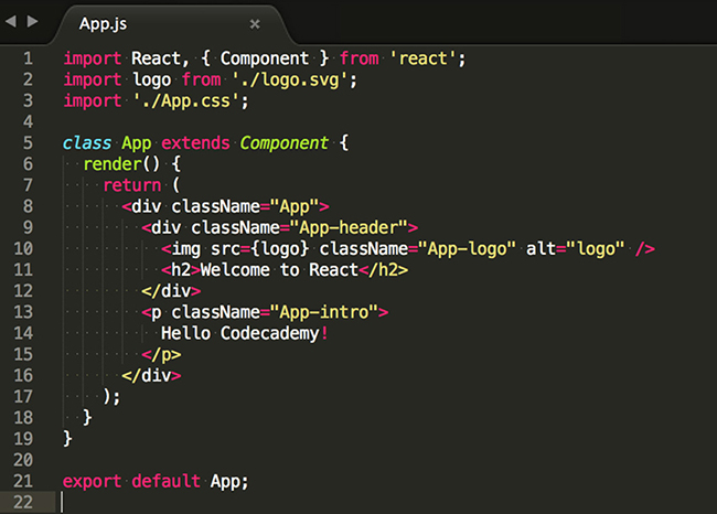 React CodeView